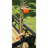 Backpack Blower Rack