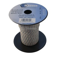 100' Solid Braid Starter Rope / #3 1/2 Solid Braid