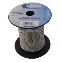 100 Solid Braid Starter Rope #4 Solid Braid