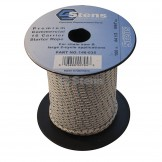 100' Solid Braid Starter Rope / #4 1/2 Solid Braid