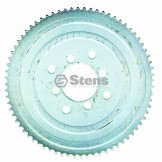 "Steel Plate Sprocket / 72 Teeth, 2 1/8"" Bore"