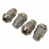 Lug Nuts / 1/2 20 Chrome Lug Nuts