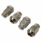 Lug Nuts / 12mmx1.25 Chrome Lug Nuts