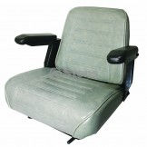 Commercial Mower Seat / High Back