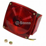 Combination Tail Light / Incandescent W / License Light