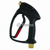 "Anti-fatigue Rear Entry Gun / 3/8"" F Inlet 1/4"" F Outlet"