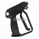 "Front Entry Gun / 3/8"" F Inlet, 1/4"" F Outlet"