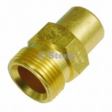 "Fixed Twist Connector / 7.8gpm;3,650 Psi;1/4"" Inlet"