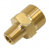 "Fixed Coupler Plug / 1/4"" Male Inlet"