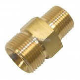 "Fixed Coupler Plug / 3/8"" Male Inlet"