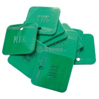 Stens 765-409 Trimmer Trap Gas Tags  Package of 10  FT GT-1 For every tool
