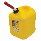 5 Gallon Plastic Diesel Can /