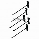 "8"" Hooks For Displays / Display"