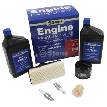 Engine Maintenance Kit / Contains 20w-50 Engine Oil